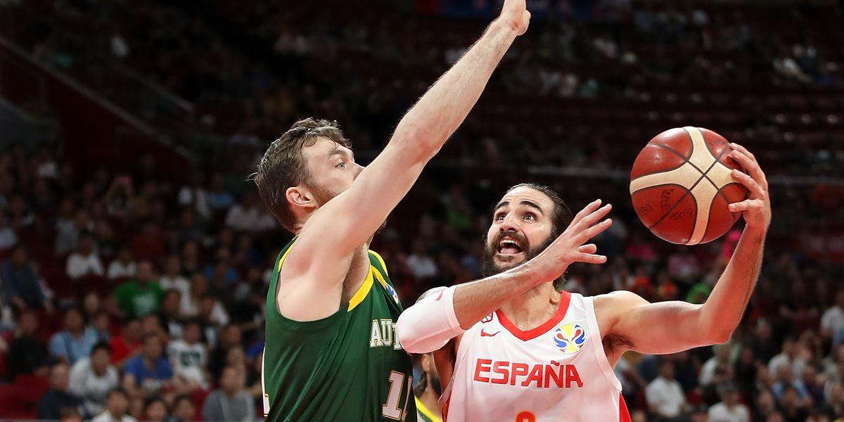 Rubio wins gold, MVP; Baynes hurt in FIBA World Cup