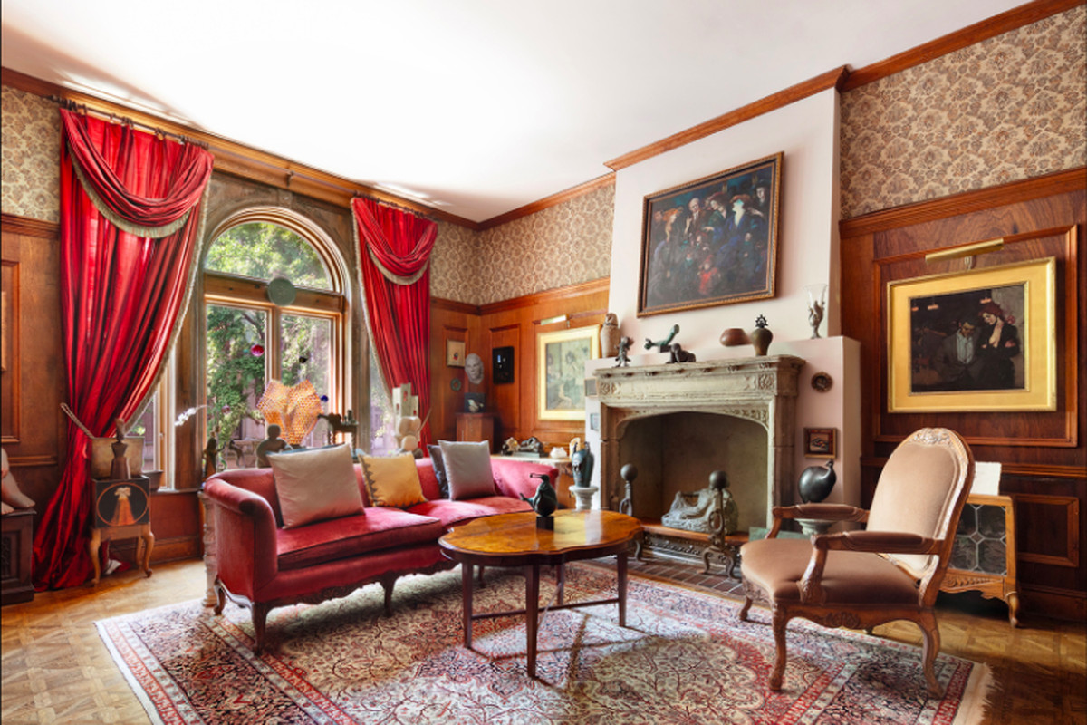 A glorious upper west side townhouse asking 20m for Upper west side townhouse for sale