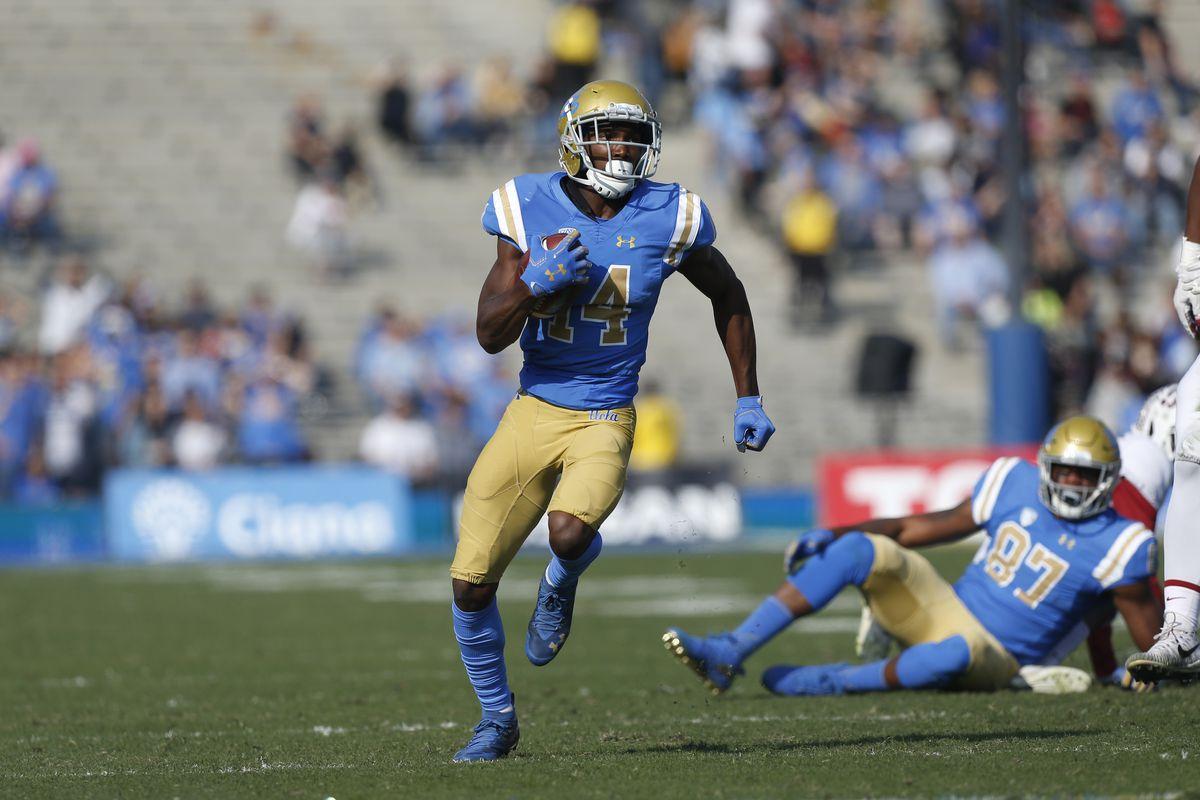 COLLEGE FOOTBALL: NOV 24 Stanford at UCLA