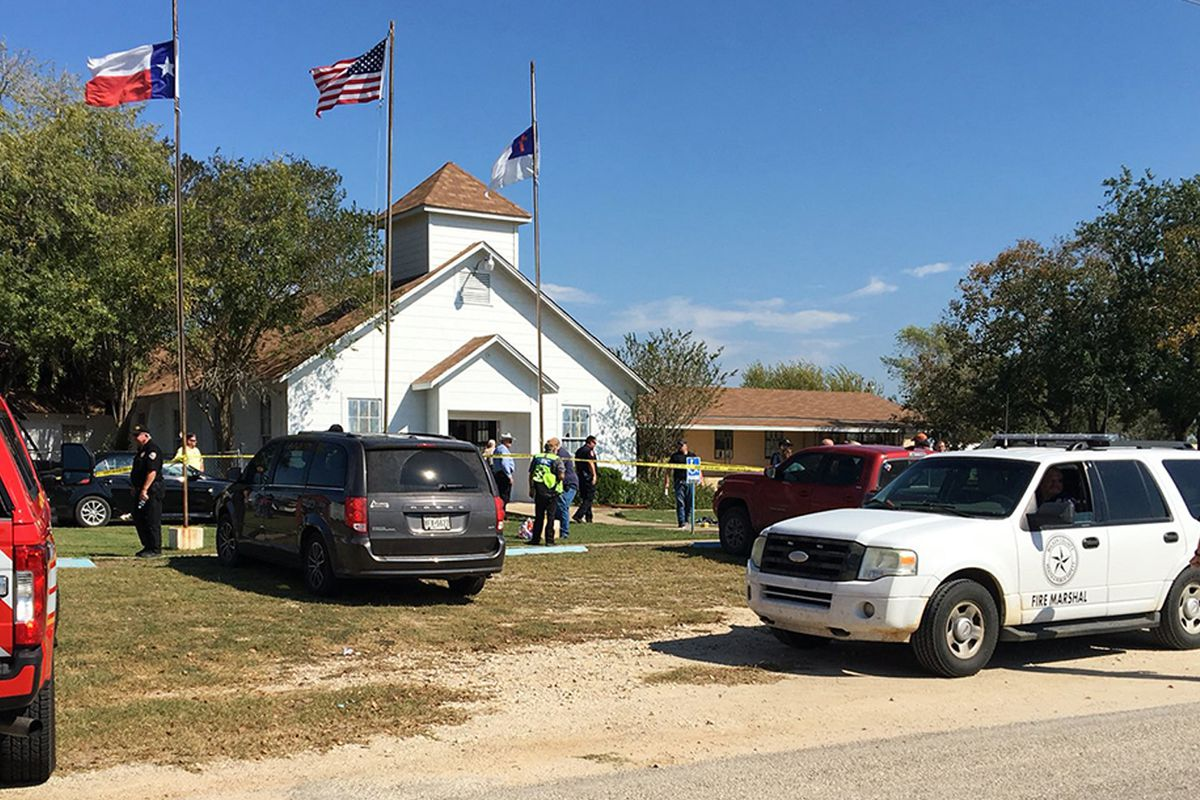 Sutherland Springs, Texas, church shooting: what we know - Vox