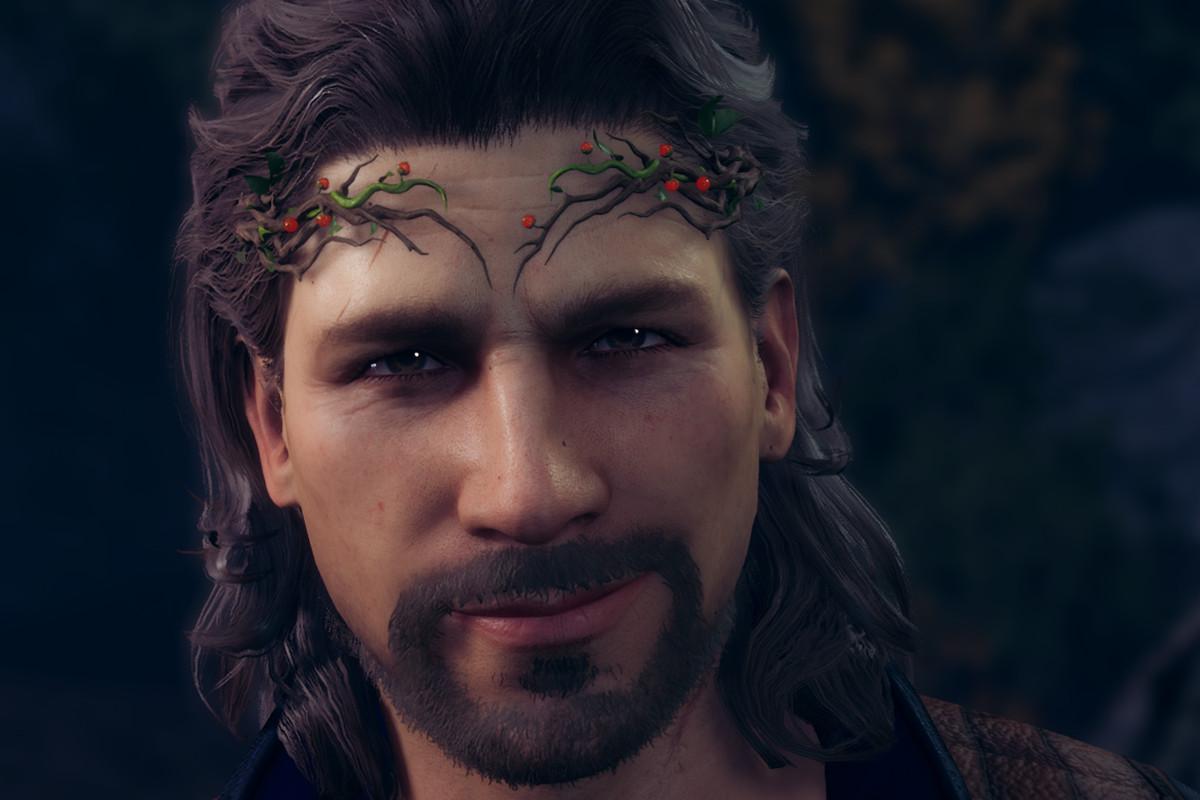Gale from Baldur's Gate 3