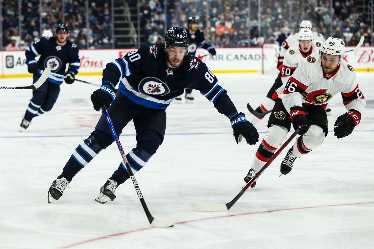NHL: Preseason-Ottawa Senators at Winnipeg Jets