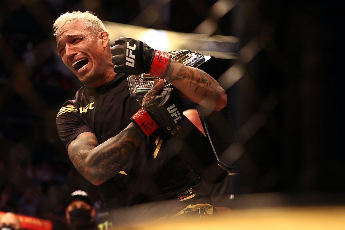 MMA: UFC 262-Oliveira vs Chandler