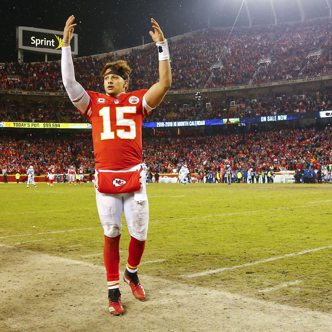 Chiefs Qb Patrick Mahomes Is The Madden Nfl 20 Cover