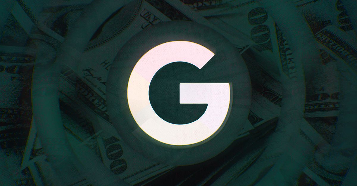 Google faces whistleblower complaint that it underpaid temp workers by as much as $100 million