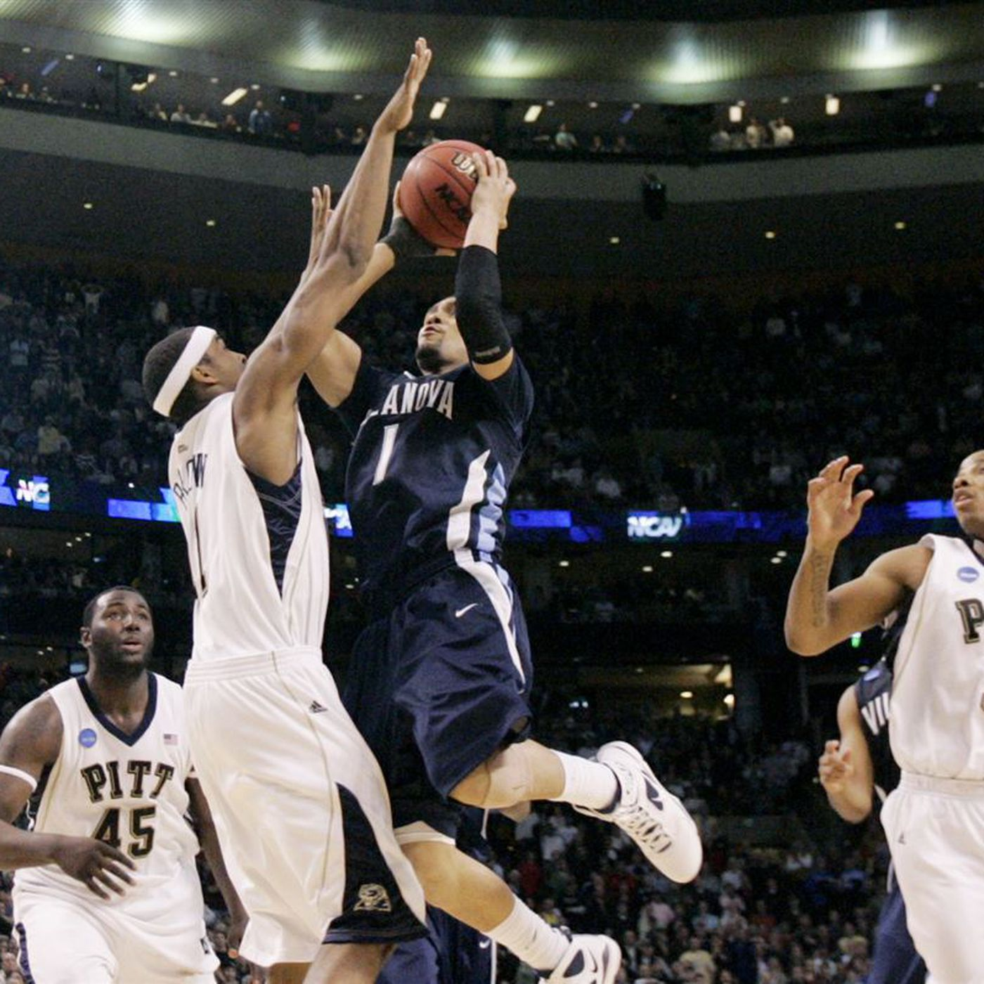 3 Villanova vs. #1 Pitt (2009 NCAA Tournament): Live Score, Stats ...