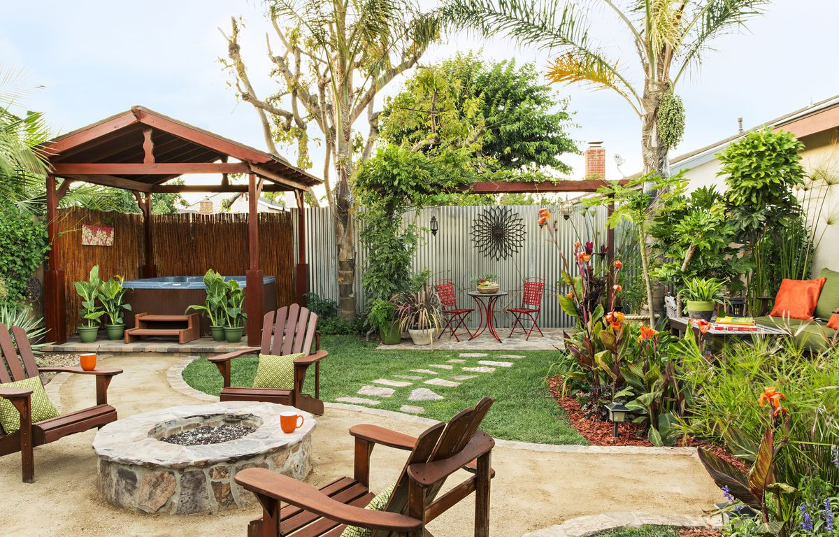 A Seabee Designs A Long Distance Backyard Remodel This Old House