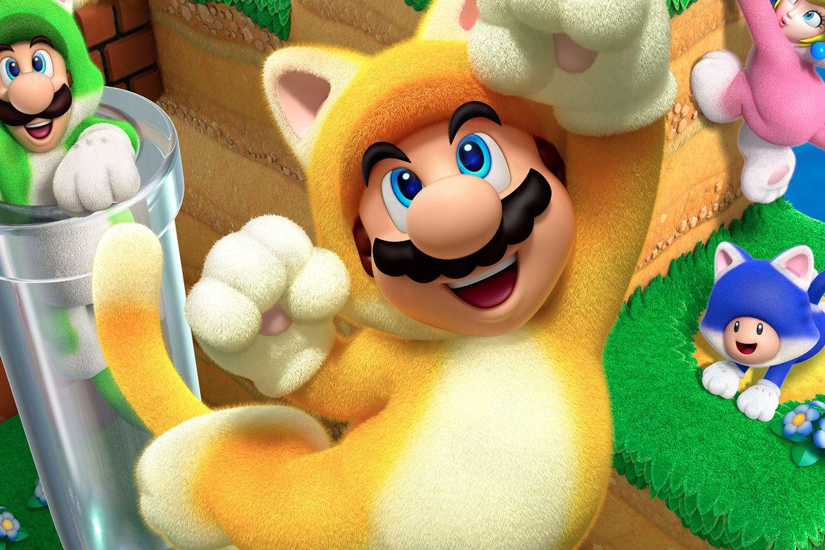 Mario Kid Friendly