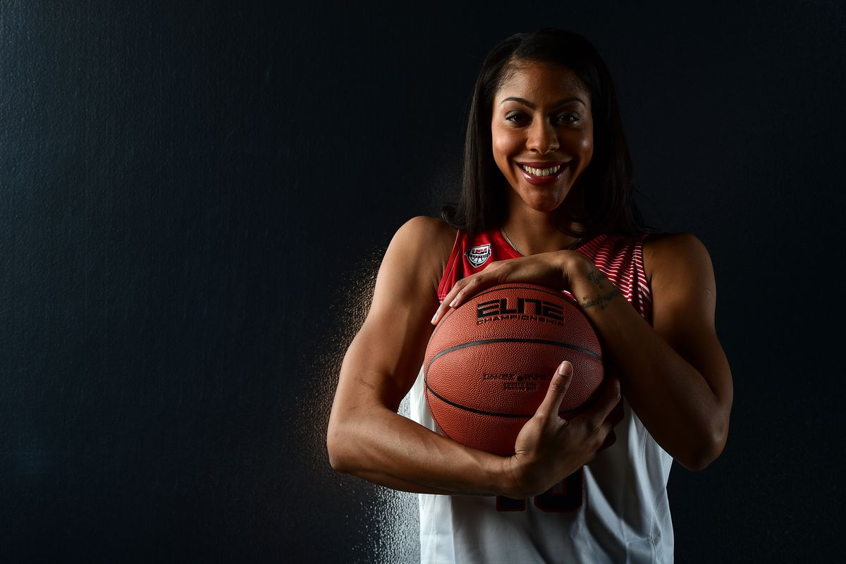 Candace Parker interview: 'The hardest thing I've had to ... Candace Parker