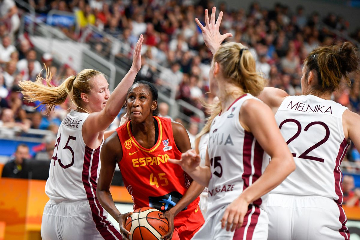 BASKETBALL-EURO-2019-WOMEN-LAT-ESP