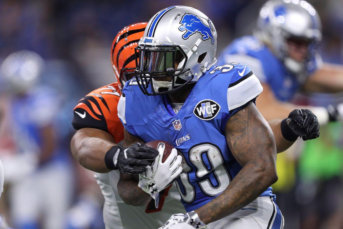 NFL: Preseason-Cincinnati Bengals at Detroit Lions