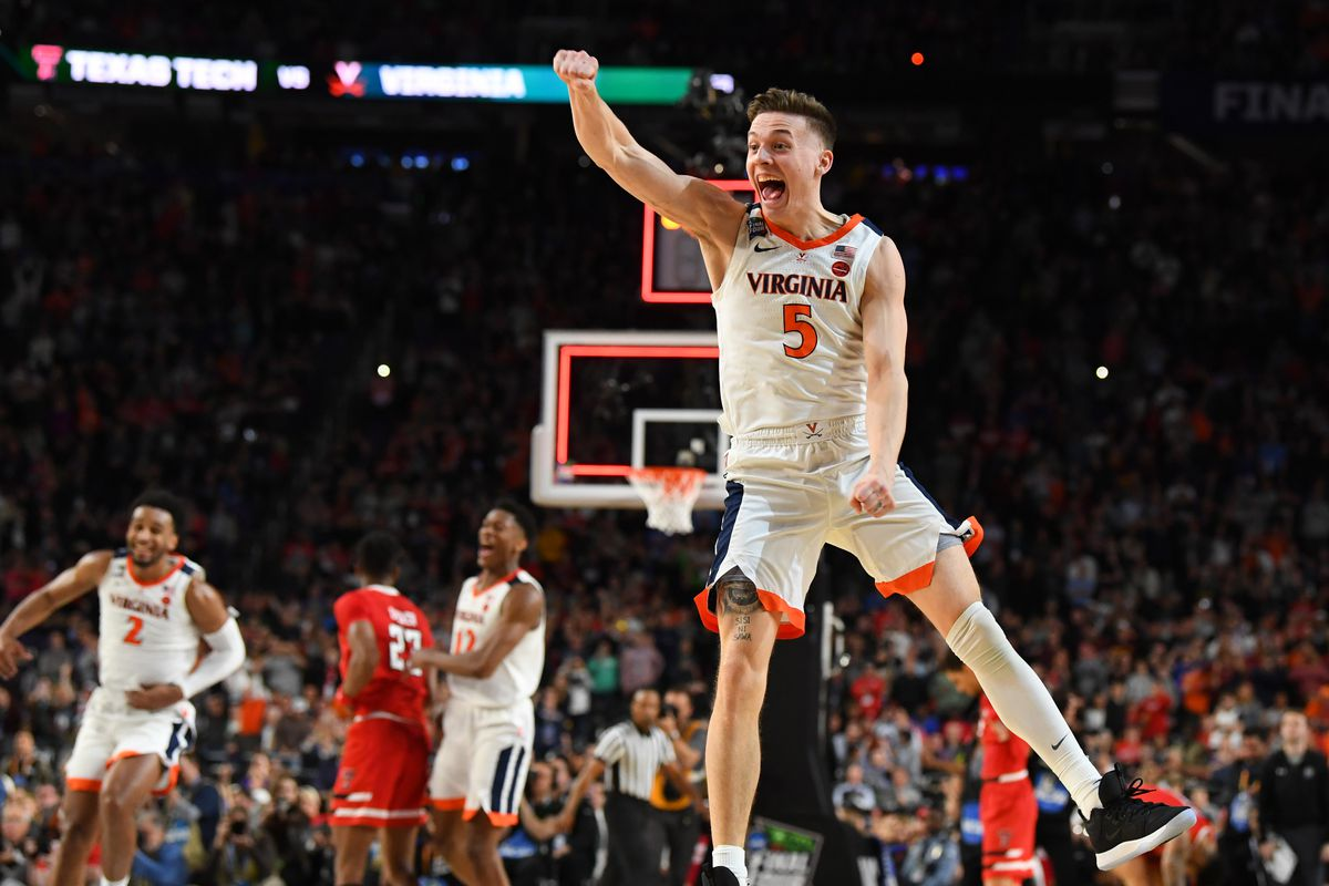 2019 Ncaa Tournament Ranking All Six Of Virginia S