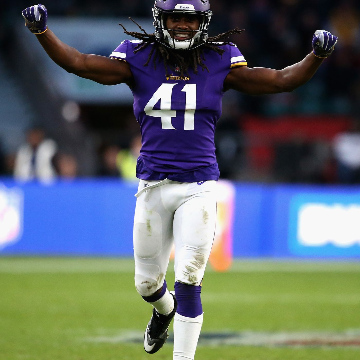 new concept ab733 451e8 Anthony Harris will return to Minnesota - Daily Norseman