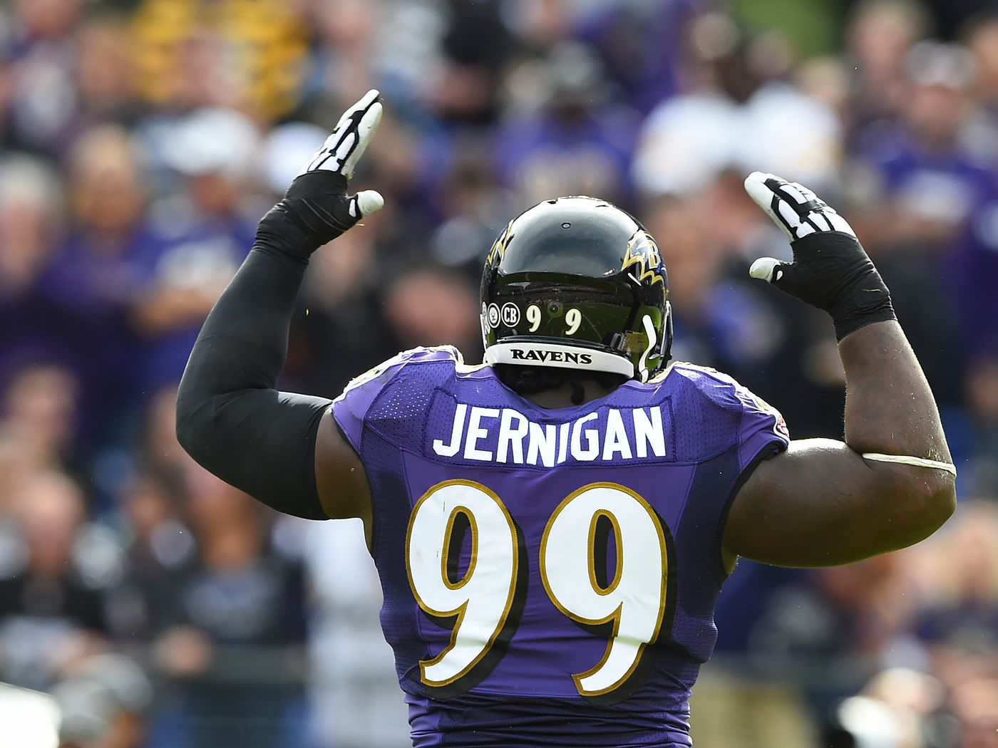 Eagles bolster defensive line by trading with Ravens for Timmy ...