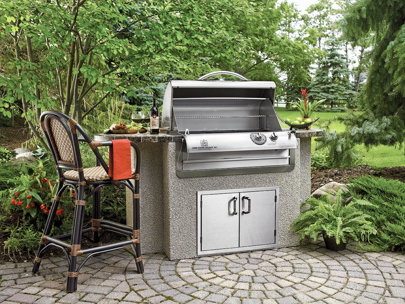 Read This Before You Put In An Outdoor Kitchen Old House