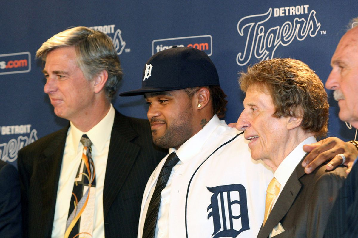 Just two years after signing a nine year deal, Prince Fielder is on his way out of Detroit.