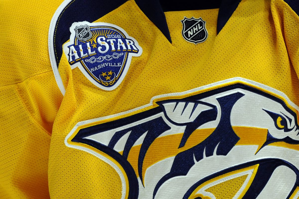 a2b656cfe 2016 NHL All-Star Game  NHL Unveils Jerseys - On the Forecheck