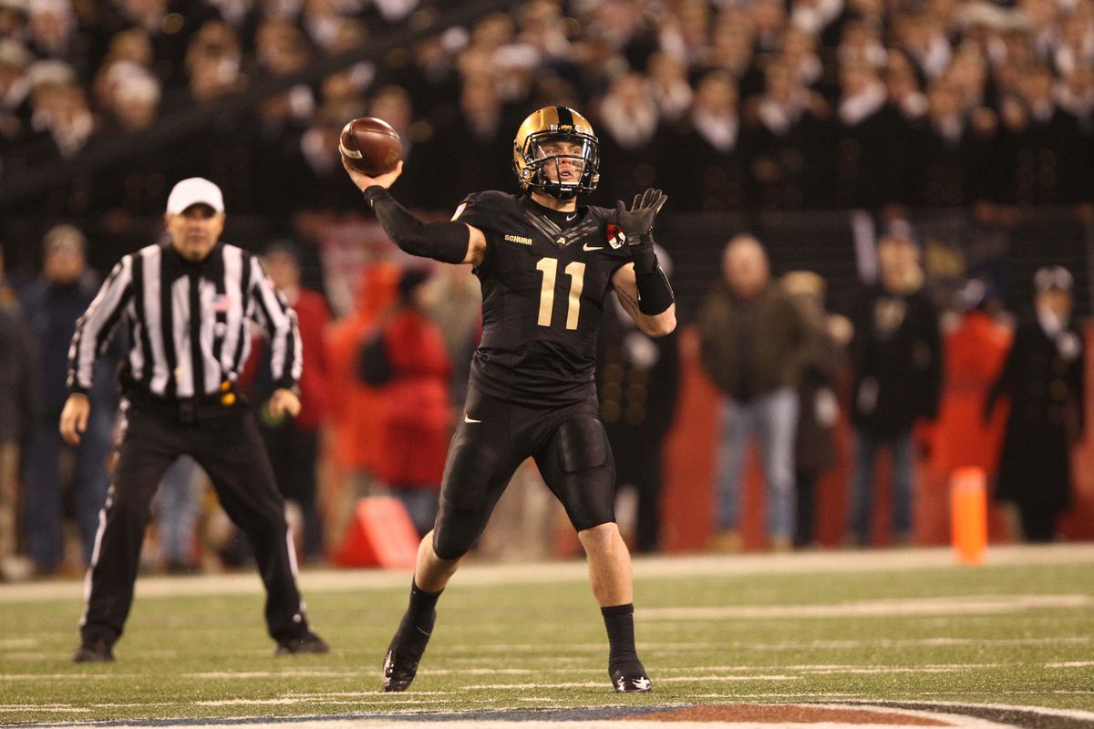 Army enters the Spring with a giant question regarding the health of would-be starting QB in A.J. Schurr.