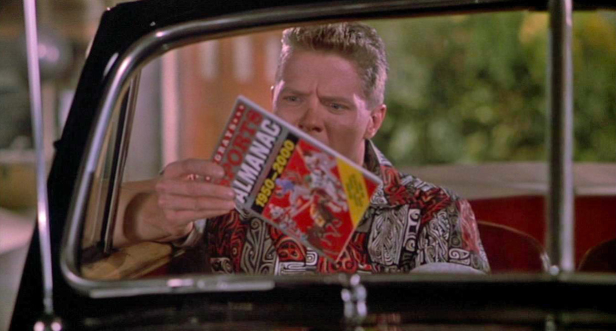 Back to the future sports betting book how to mine bitcoins with a raspberry pi