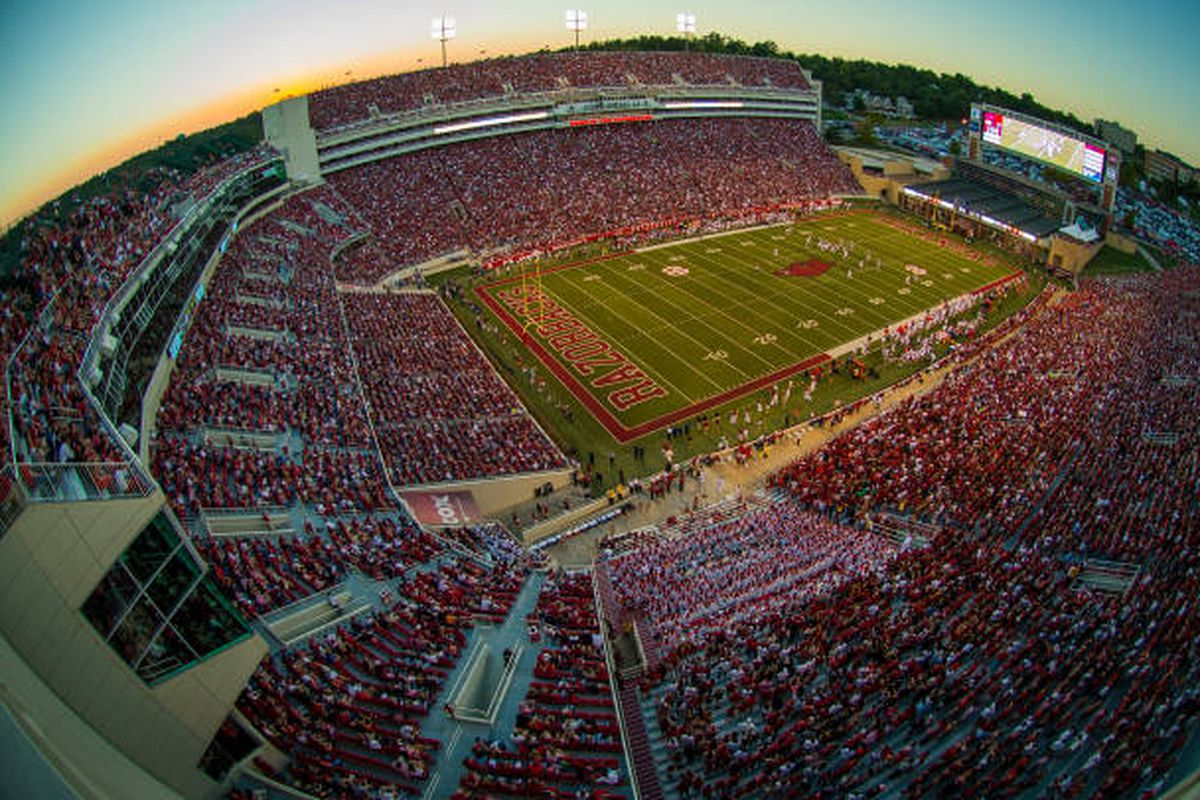 Arkansas Announces Upgrades To In Game Experience At Dwr