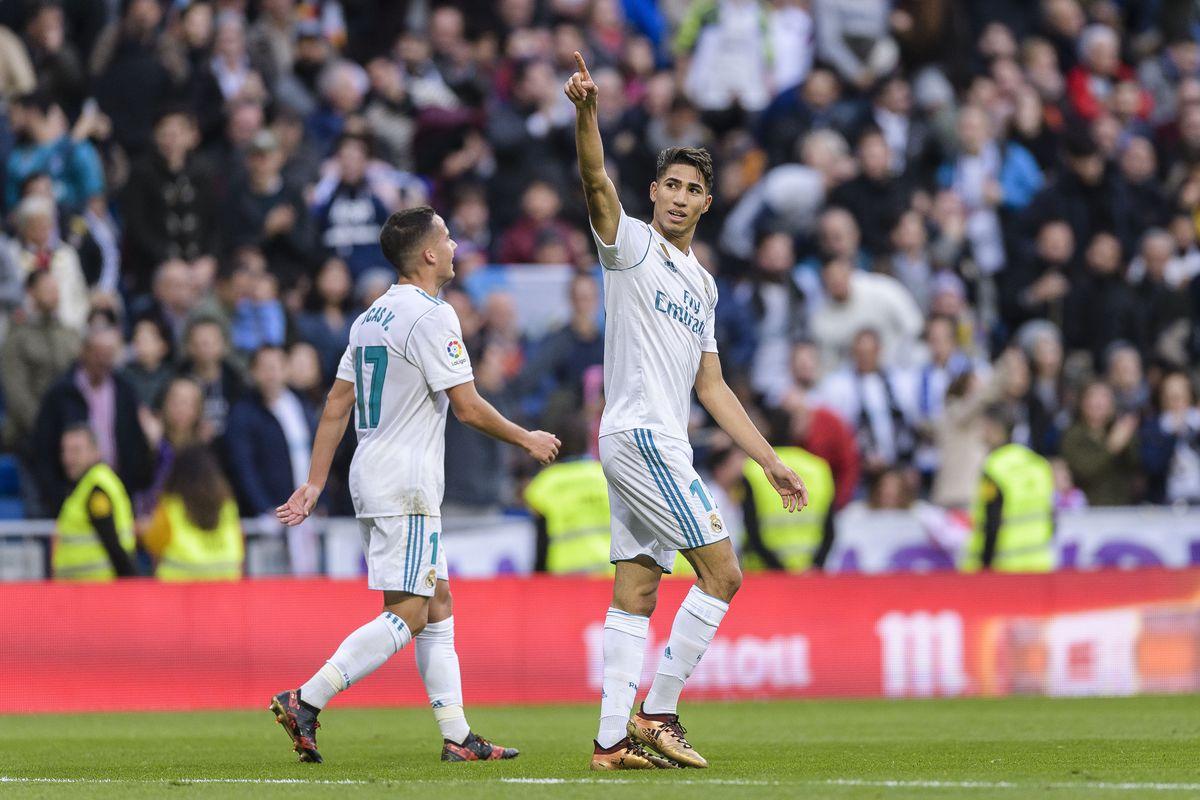 La Liga 2017-18 - Real Madrid vs Sevilla FC