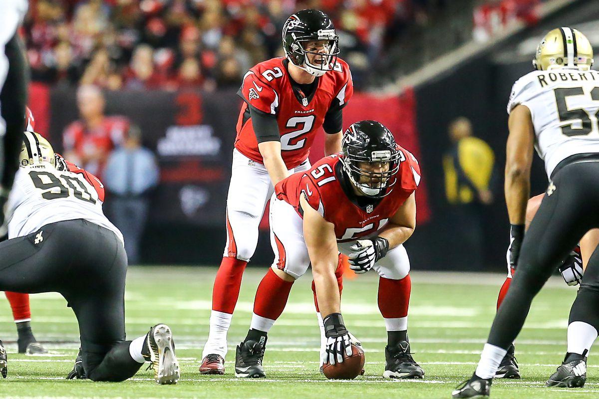 NFL: JAN 01 Saints at Falcons