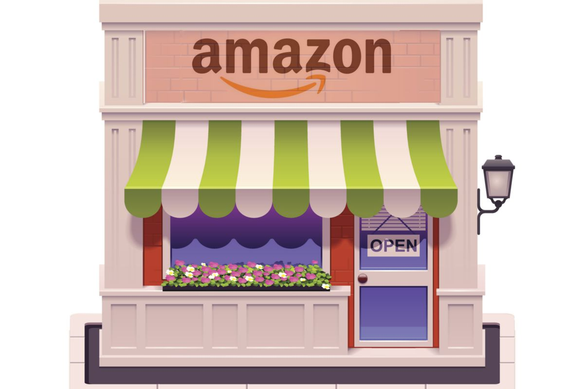 We may have just uncovered amazons vision for a new kind of retail we may have just uncovered amazons vision for a new kind of retail store publicscrutiny Image collections