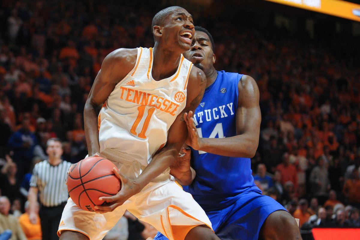 NCAA Basketball: Kentucky at Tennessee