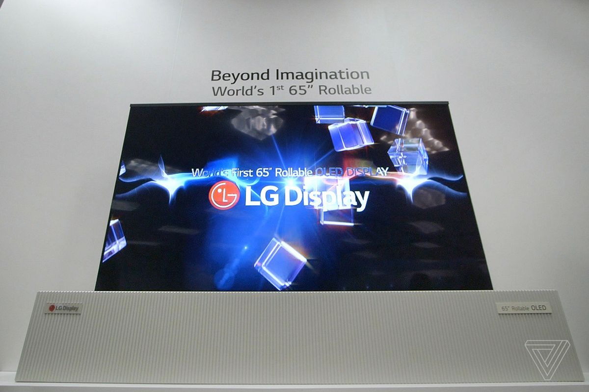 lg first product