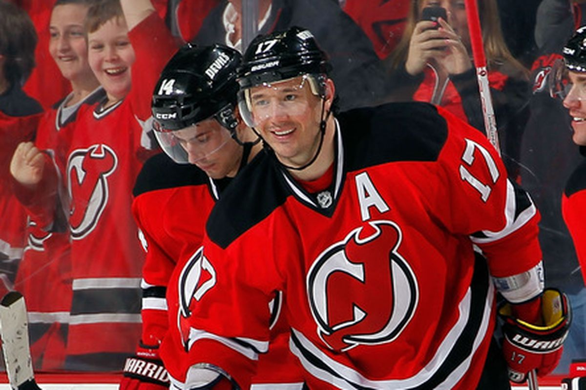 Ilya Kovalchuk was the team's top scorer in 2011-12.  Given the Devils' forwards going into 2013, he very well may have to carry more weight on his back.