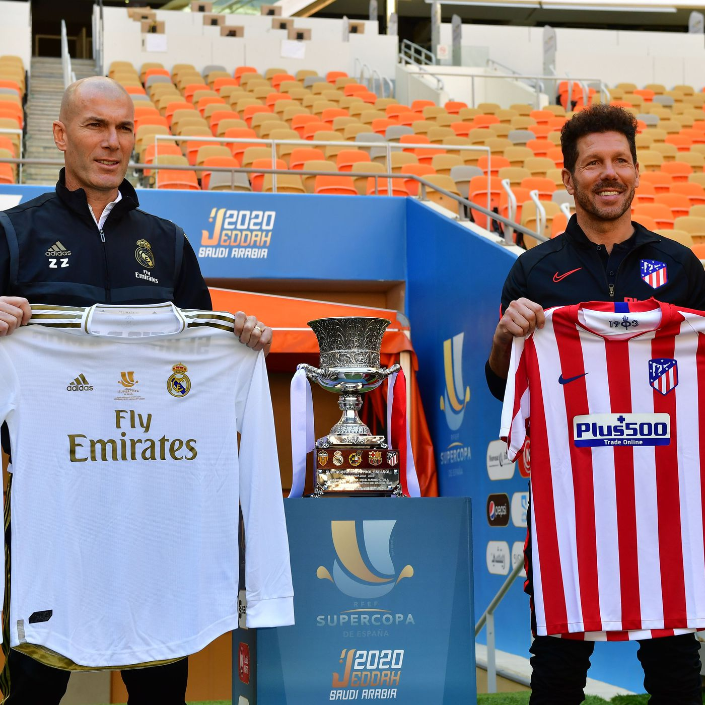 Real Madrid Atletico Madrid Possible Xi Prediction And How To Watch Supercopa De Espana Final 2020 Into The Calderon
