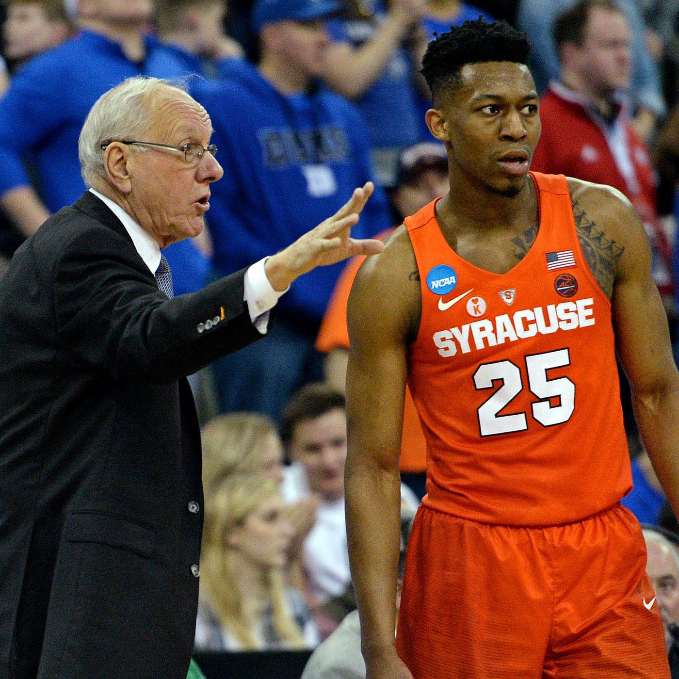 385725e4214 Roundtable  What are you most least confident in for 2018-19 Syracuse  basketball