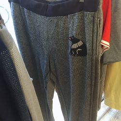 Burkman Bros pants, $40