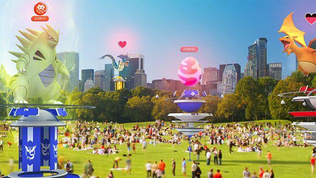 Pokémon Go in-person Safari Zone events will return