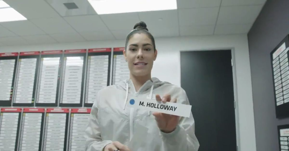 WNBA star Kelsey Plum talks playing UFC matchmaker, clowning 'Cowboy,' and fans wanting her to fight