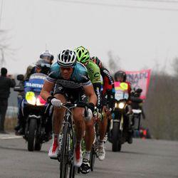 Main chase finishing