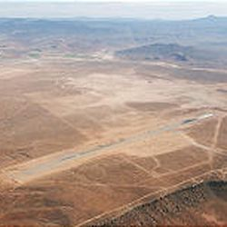 Construction may get under way next year at the site of the $110 million replacement airport for St. George.