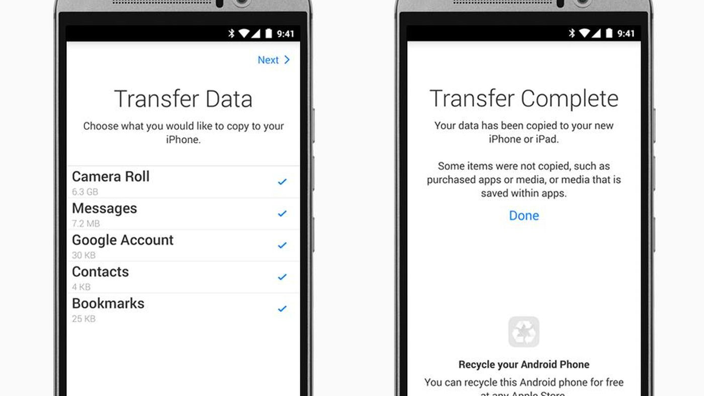 Android fanboys are trolling Apple's Move to iOS app with 1