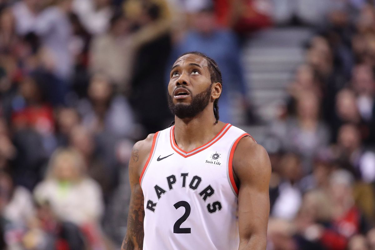 best service 47ea9 9a618 NBA Free Agency 2019: Kawhi Leonard is signing with the ...