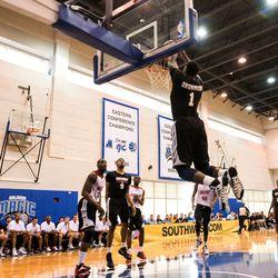 Drummond dunks yet again