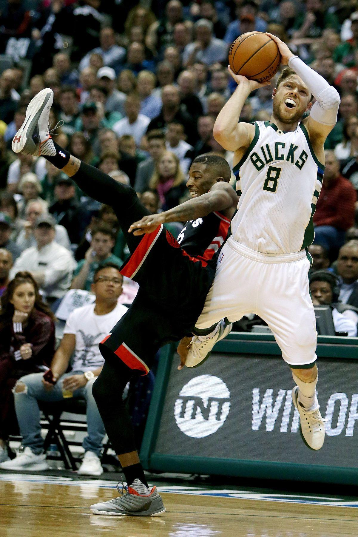Toronto Raptors v Milwaukee Bucks - Game Six