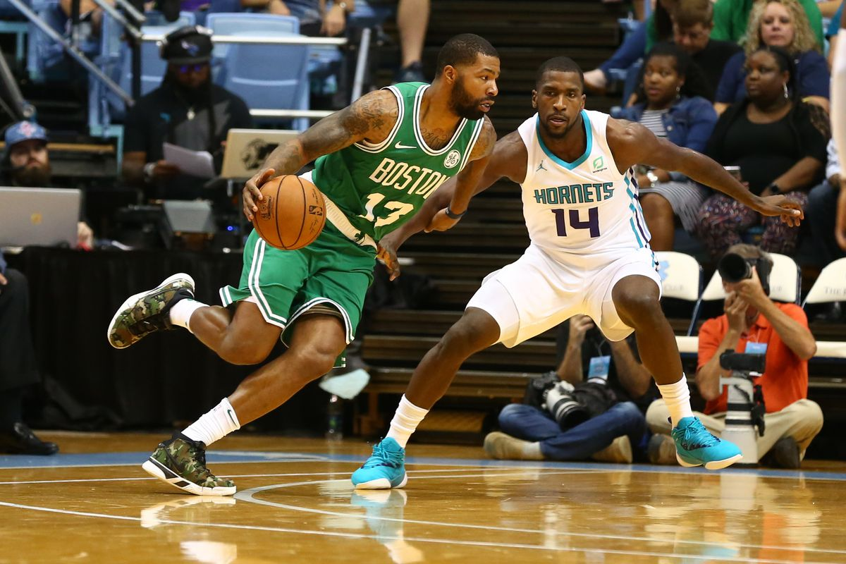 71758071d Game Thread  Celtics look to avenge loss as they host the Hornets ...