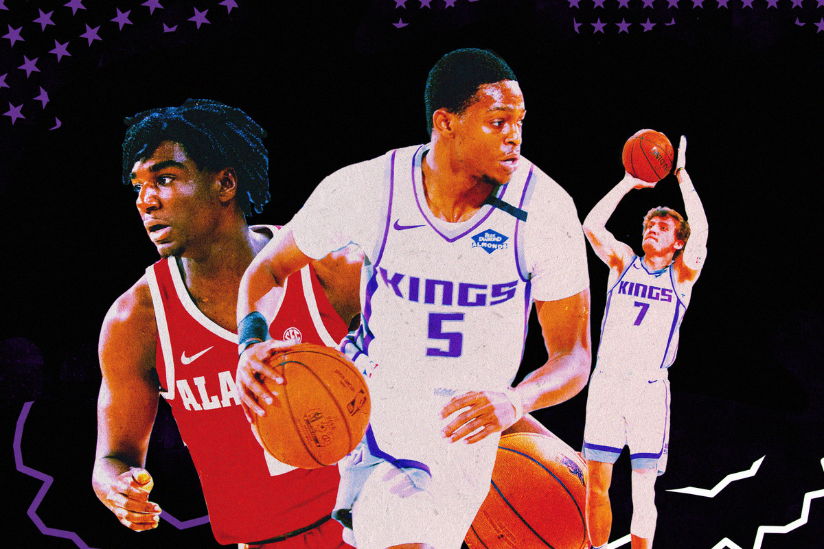 Some of the point guards who could be important pieces of the 2020-21 Kings roster are De'Aaron Fox, Kyle Guy, and Kira Lewis Jr.