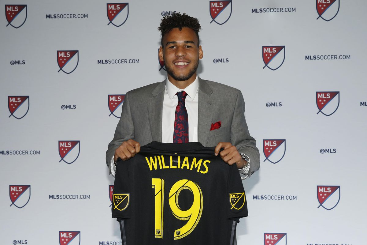 4f178e03a3c00 SuperDraft pick JJ Williams to provide an alternative to Crew's offense