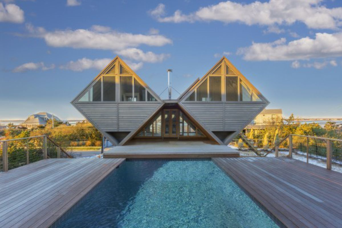 The famous double diamond house in westhampton beach is up for For house