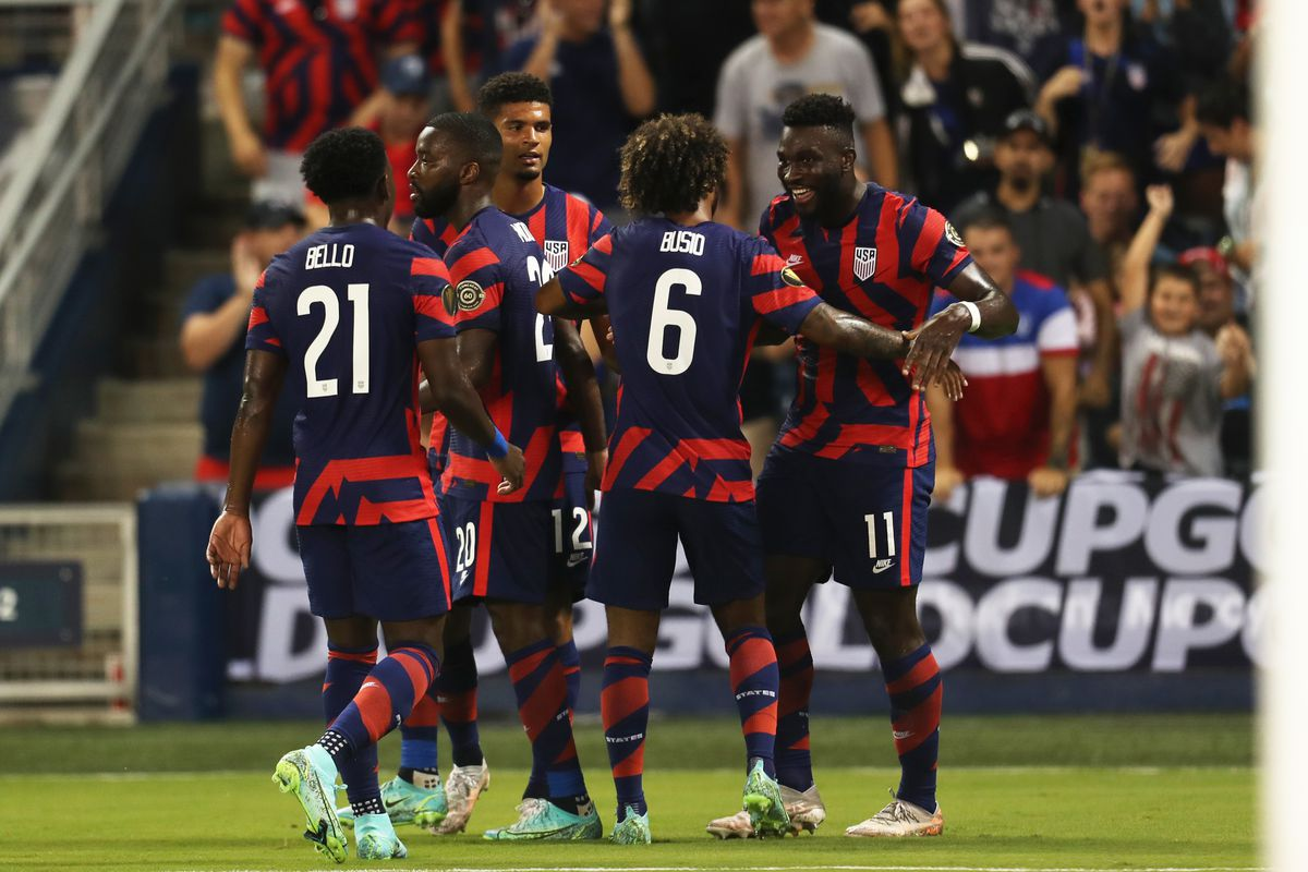 Martinique v United States: Group B - 2021 CONCACAF Gold Cup
