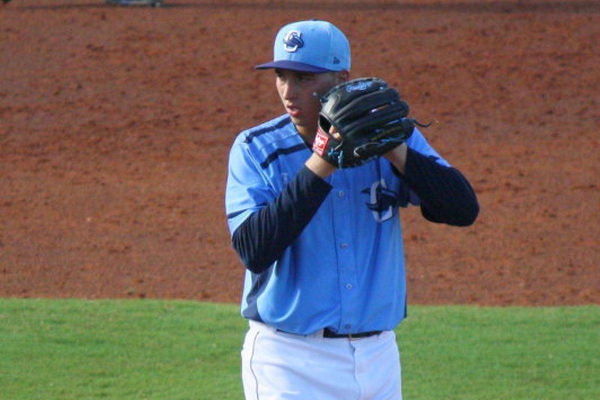 I think I've used every one of Jim's Blake Snell photos already