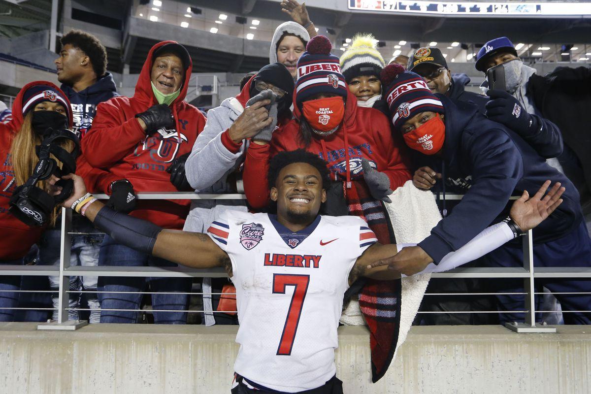 NCAA Football: Cure Bowl-Liberty vs Coastal Carolina