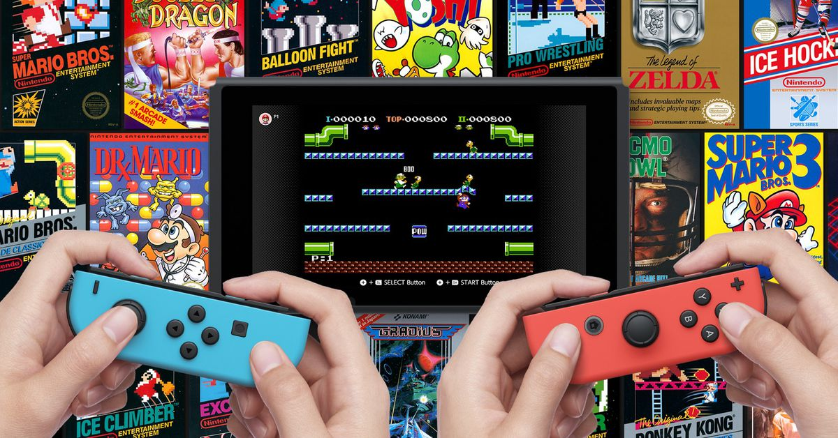 Nintendo adds more NES games to Switch Online lineup