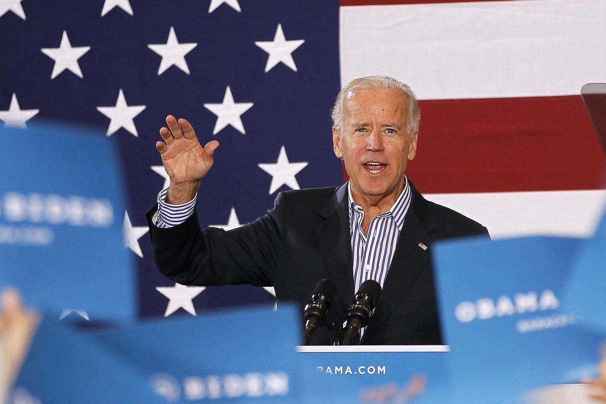 Vice President Joe Biden speaks during a campaign event at the Century Village Clubhouse in Boca Raton, Fla.,  Friday, Sept. 28, 2012.